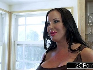 Wimpy Husband Discovers His Wife Is an Elite Prostitute Sybil Stallone